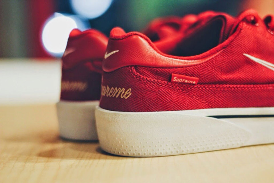 Supreme x Nike SB GTS – PAPERCUT